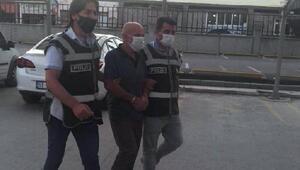 Hırsızlıktan 22 ayrı suç kaydı bulunan şüpheli tutuklandı