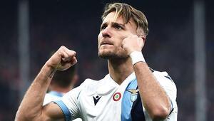 Son Dakika | Lazio resmen açıkladı Ciro Immobile nikah tazeledi...