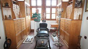 İlter Uzel Tıp ve Diş Hekimliği Müzesi açılışa hazır