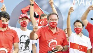 Zafer Bayramı'nda turnuva heyecanı