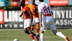 Galatasaray 2-0 Ümraniyespor (Galatasaray ikinci hazırlık maçını da kazandı)