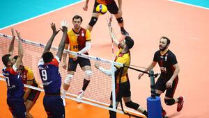 Galatasaray HDI Sigorta 3-1 Haliliye Belediyespor