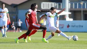 Alanyaspor 2-0 Fatih Karagümrük