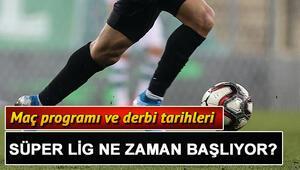 Süper Lig derbi tarihleri ve maç programı: 2020-2021 Süper Lig yeni sezon ne zaman başlıyor