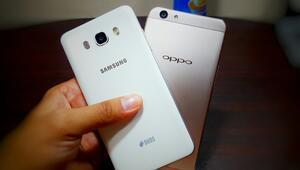 Oppo Samsungu geride bıraktı, ilk sıraya yerleşti