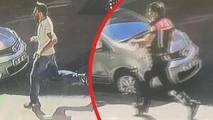 Şişlide 3 kilometrelik hırsız polis kovalamacası