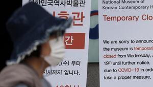 Çinde 10, Hong Kongda 9, Güney Kore'de 235 yeni Covid-19 vakası tespit edildi