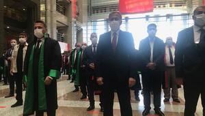 İstanbul Adalet Sarayında adli yıl açılış töreni