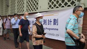 Hong Kong eleştirilere rağmen toplu testlere başladı