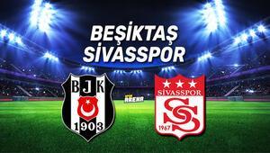 Beşiktaş Sivasspor maçı ne zaman, saat kaçta, hangi kanaldan canlı yayınlanacak  Hazırlık maçı öncesi önemli notlar
