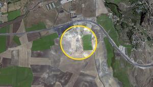 MSB paylaştı Uzaydan görüntülendi...
