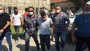 Samsun ve Trabzondaki cinayetlerin firari şüphelisi adliyede