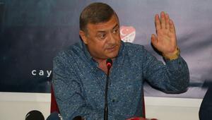 Rizespor Başkanı Hasan Kartal: Fenerbahçe maçına kadar birkaç transfer daha yapacağız