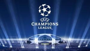 UEFA Şampiyonlar Ligi play-off turu kuraları çekildi İlk maçlar...