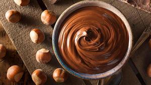 Ev Yapımı Taze Fındıklı Çikolata Kreması