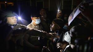 ABDde polisin ateş açtığı siyahi vatandaş öldü