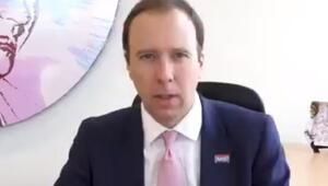 İngiltere Sağlık Bakanı: Koronavirüste ikinci dalga olmaması için ne gerekiyorsa yapmalıyız