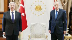 Erdoğan ve Yavaş arasında ilk kez baş başa görüşme... İşte ayrıntılar