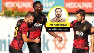 Galatasarayda yeni formül: Falcao - Diagne