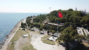 Sarayburnundaki Türkiyenin ilk Atatürk Anıtı restore edildi