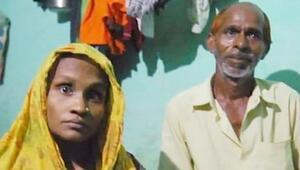 Hindistanda doğum masrafını ödeyemeyen çift bebeklerini hastaneye sattı