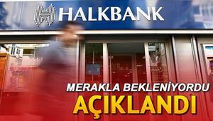 Halbank sınav sonuçları açıklandı- Halbank personel alımı sınav sonucu sorgulama ekranı