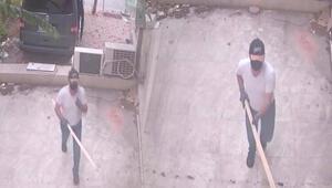 Maltepe'de 300 bin TLlik kuru yemiş hırsızlığı