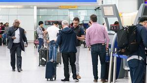 IATA: Uluslararası havayolu yolcu talebi temmuzda yıllık yüzde 91,9 azaldı