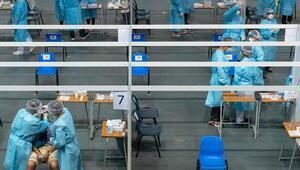 Güney Korede koronavirüs vakalarında artış sürüyor