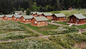Doğayla iç içe tatilin adresi: Şenpazar