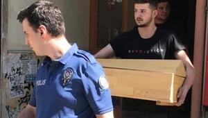 Gaziosmanpaşa'da 3 aylık bebek evde ölü bulundu