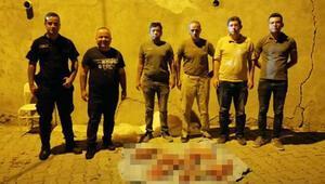 Kaçak avcılara 32 bin 860 lira ceza