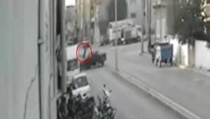 2 saat önce satın aldığı motosikletiyle kaza yapıp, ağır yaralandı