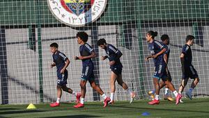 Fenerbahçede yeni sezon hazırlıkları sürüyor Muriqi düz koşu yaptı