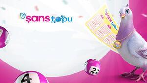 2 Eylül Şans Topu çekiliş sonuçları açıklandı Şans Topu sonuçları millipiyangoonline.comda