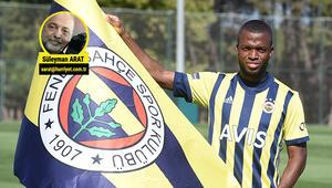 Enner Valencia: Yüzde 100ümle Fenerbahçedeyim