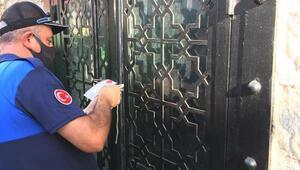 Bodrum'da kurallara aykırı faaliyet gösteren 5 işletme kapatıldı
