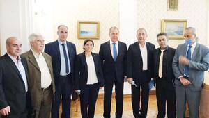 Rusya, PKK/YPG ile görüşmeyi savundu
