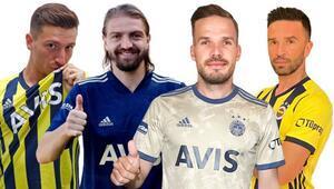 Transfer haberleri | Fenerbahçe, Süper Ligde geçen sezonun en iyilerini aldı