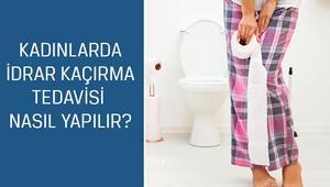 Üroloji Uzmanı Doç. Dr. Mustafa Kıraç cevaplıyor; Kadınlarda idrar kaçırma tedavisi nasıl yapılır