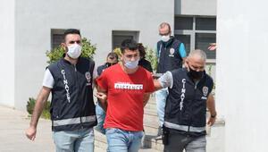 Hastane girişinde 2 kişiyi silahla yaralayan kardeşler yakalandı