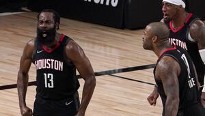 NBAde Gecenin Sonuçları | Houston Rockets play-off yarı finalinde