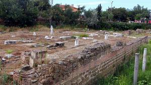 Trakyanın Efesinde bulunan Perinthos Bazilikası turizme kazandırılacak
