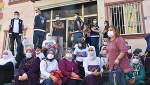 Son dakika haberler: HDP önündeki eylemin 1. yılında bir aile daha evlat nöbetine başladı