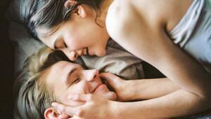Erkeklerin %36sı bunu hiç duymamış Kadınlar cinsellik sırasında...