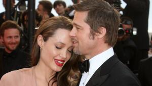 Brad Pitt, Angelina Jolieye bunu da yaptı