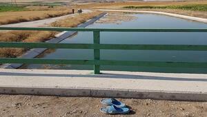 Sulama kanalına giren Afgan çoban boğuldu
