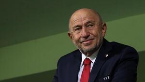 TFF Başkanı Nihat Özdemir: Futbolcu ve taraftar sağlığı için bu kararı aldık