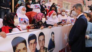 İçişleri Bakan Yardımcısı Muhterem İnceden Diyarbakır annelerine ziyaret