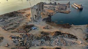 Beyrut Limanında korkutan gelişme 4 ton daha bulundu